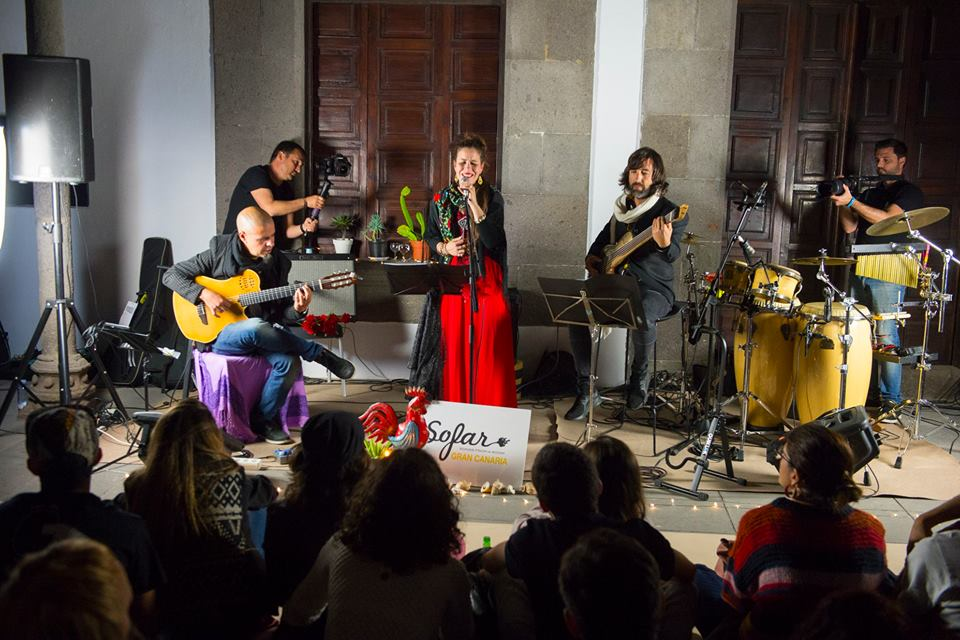 Sofar Sounds Gran Canaria